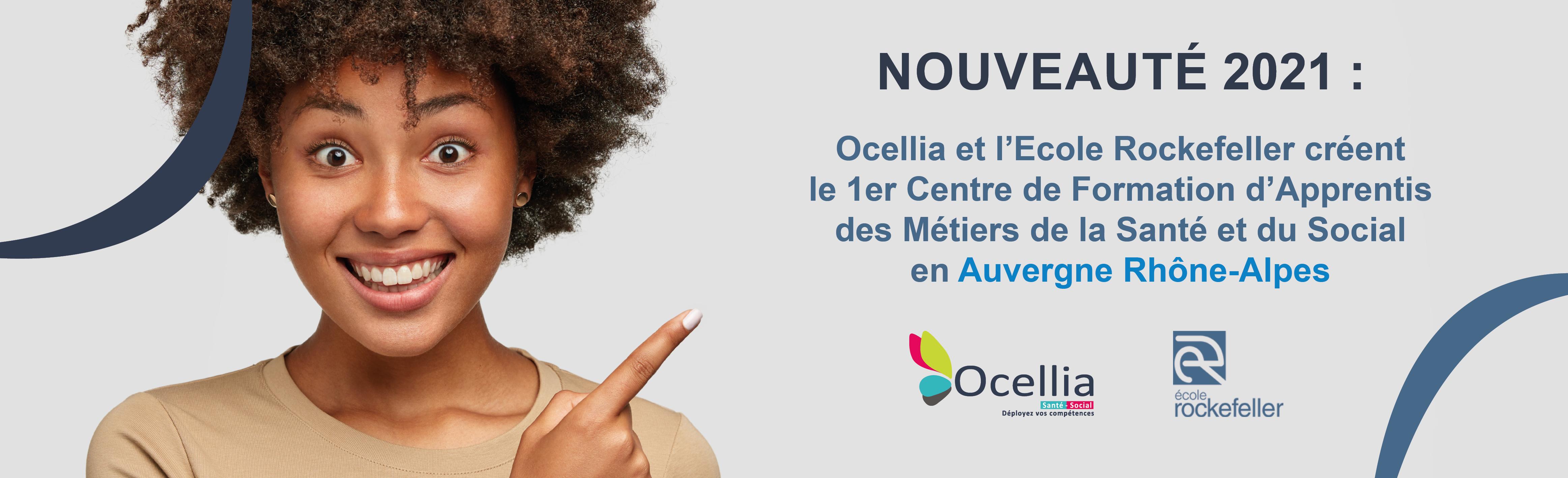 CFA des Métiers de la Santé et du Social Auvergne - Rhône - Alpes